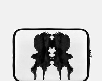 Psychology Gifts iPad Sleeve Rorschach Inkblot Office Decor