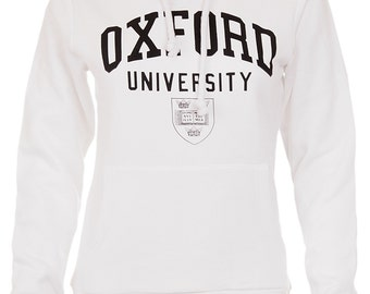 Officially Licensed Oxford University Women's Hoodie