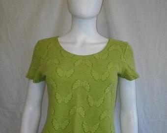 Closing Shop SALE Butterfly 90s top shirt
