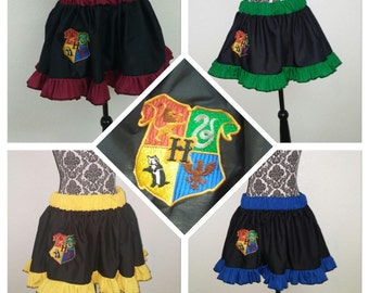 School of Wizardry Cosplay Skirt