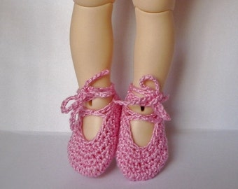 Littlefee, YOSD  Ballet Shoes Pink