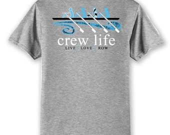 Rowing T-shirt: Rowing AUS Blades- Rowing Gifts- Rowing Clothing 7a9fuKd