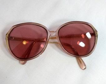 Vintage Silhouette Spx M1737 Plastic Eyeglasses Sunglasses Frames, Women's, Made in Austria