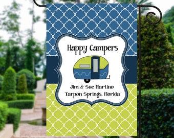 Camping  Sign   Camping Gift   Camping Flag   Camper Decor   Camping Signs   Camper Decor    Camp Sign   Camp Site Flag