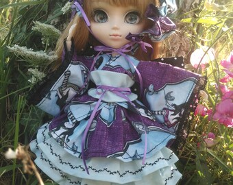 Wa Lolita Pullip Gorjuss Violet