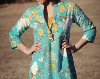 Schoolhouse Tunic PDF Sewing Pattern
