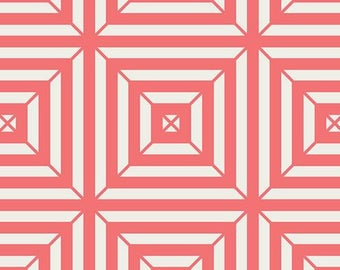 Minimalista Collection - Optical Watermelon from Art Gallery Fabrics