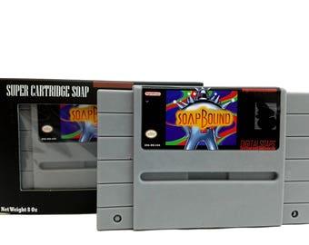 Earthbound Soap SNES Super Nintendo Parody, snes, Super Nintendo, Ness, retro gaming gifts, SNES Classic, Classic snes, snes Reproduction