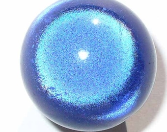 5 beads 14mm magical blue intense MAG14BI 3D effect