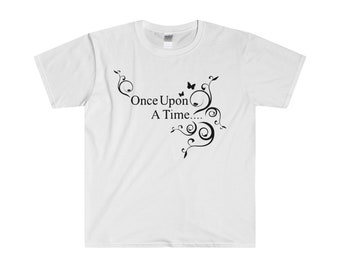 T-shirt cotton Once Upon A Time