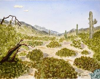 Phoenix South Mountains