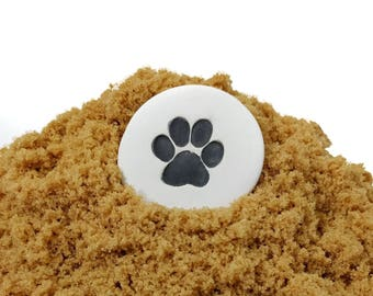 Brown Sugar Saver, Paw Print, Gifts for Pet Lovers, Ready to Ship