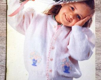 Magazine knitted kids Frizelle 33 (Vintage)