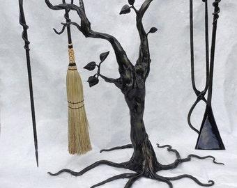 Tree Fireplace Tools, Custom Made