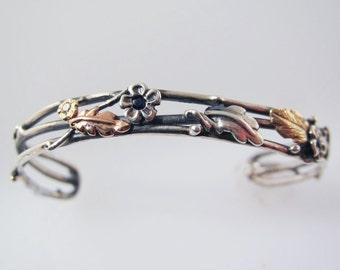 My First Garden Children's Cuff Bracelet