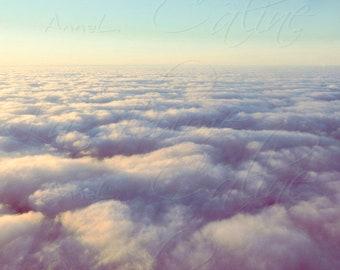 Photographie numérique / Digital photography / Purple clouds