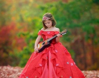 Elena of Avalor Dress