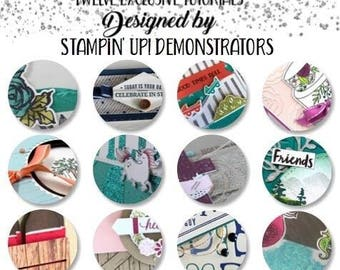 All Stars Tutorial Bundle made with Stampin' Up!® Products