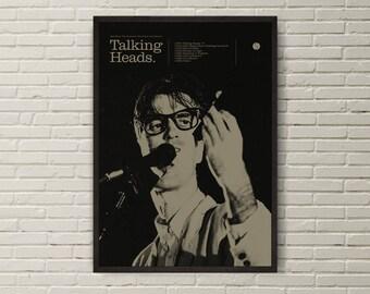 Talking Heads (David Byrne).