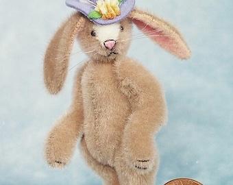 Bonnie Bunny - Miniature Bunny Kit - Pattern - by Emily Farmer