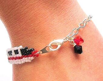 Disney Jewelry Walt Disney World Monorail Bracelet Custom Line Color Epcot Magic Kingdom TTC Disney Jewelry