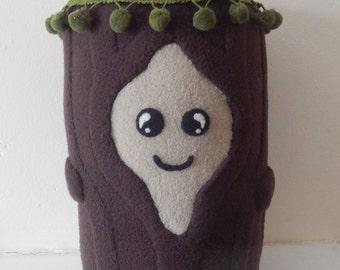Snuggletree Plush Tree Doll Tree hugger Log Pillow Soft Toy Stuffed Animal Plushie