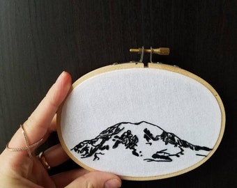 Mt. Rainier | Washington State | Mountain | Pacific Northwest | PNW | Rainier