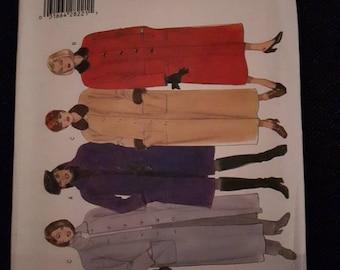 Butterick 5703, Women's Coat Pattern