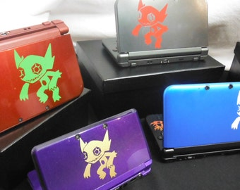 Sableye Pokemon Decal