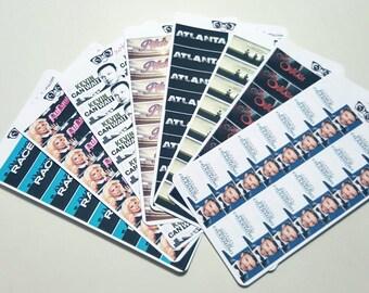 Custom TV Show stickers to fit Erin Condren Vertical Planners **READ DETAILS**