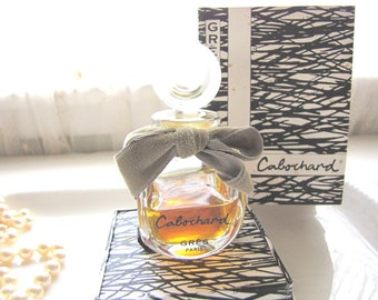 Vintage Cabochard Gres Perfume 31 ml or 1 oz from AllieEtCie
