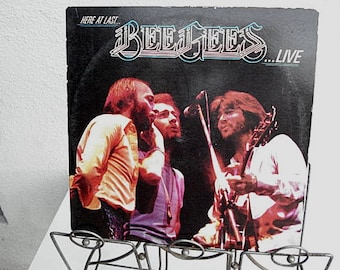 Bee Gees Live, Bee Gees, Bee Gees Lp, Vinyl, Bee Gees Concert, Jive Talkin, Barry Gibb, Bee Gees Record, Fathers day, Song Writer
