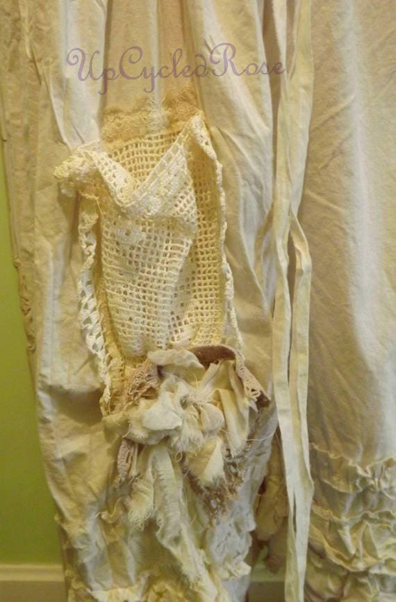 Shabby NEW Fabric Ready to Couture Ship Piece Lagan Valentine Look 2 Romance rrxZqO8w