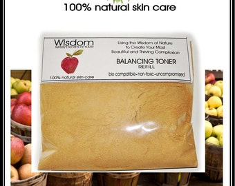 REFILL Balancing Toner with Apple and Citrus