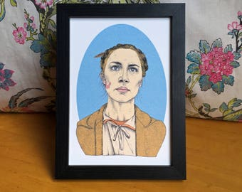 The Grand Budapest Hotel Wes Anderson Art Print