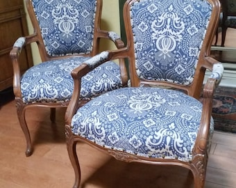 French Accent Chairs | Etsy
