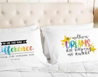 The Dreamer Collection Pillowcases