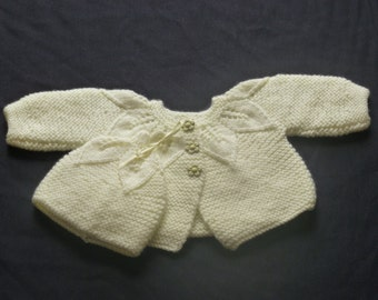 Baby Leaf Sweater
