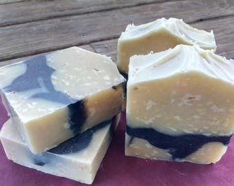 Basil/Peppermint Kombucha Soap Palm free Soap Natural Soap Vegan Soap Aromatherapy Soap Organic Soap Bath Soap