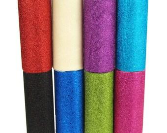 Glitter Mesh Net Roll, 6-Inch, 10 Yards