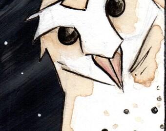 "Storyblock- ""The Night-Cockerel"""