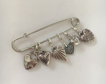 Handmade Crochet & Knitting Stitch Markers