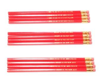 Sherlock Pencil Pack
