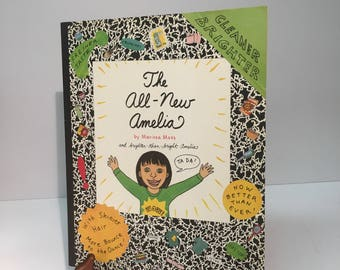The all New Amelia By Marissa Moss