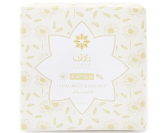 Chamomile and Almond Soap