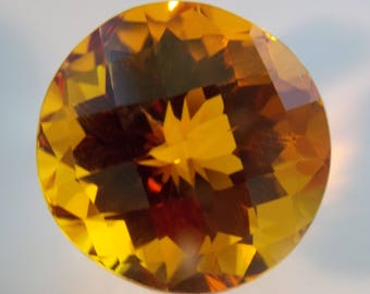 Golden Yellow Citrine