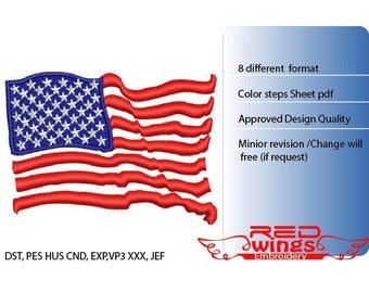 USA TEAM FLAG