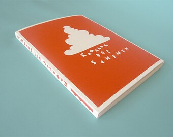 A book with reproductions of different papercuts by Christoph Feist