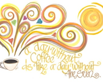 Coffee without Sun