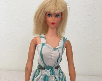 Vintage Barbie, Dramatic New Living Barbie, 1969 Barbie, Vintage 1960s Barbie